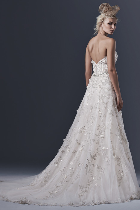 Elita (back) gown from the 2015 Sottero and Midgley collection, as seen on dressfinder.ca