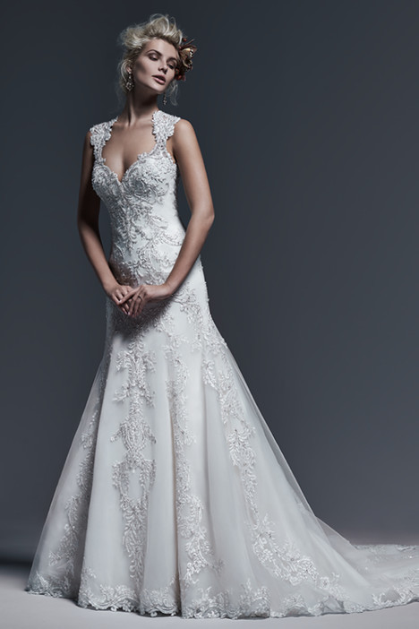 Monticella gown from the 2015 Sottero and Midgley collection, as seen on dressfinder.ca