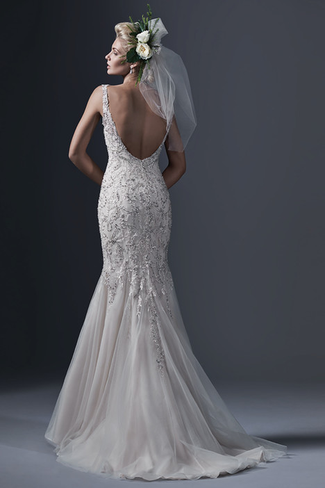 Holland (back) gown from the 2015 Sottero and Midgley collection, as seen on dressfinder.ca