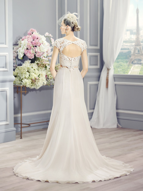 J6361 (back) gown from the 2015 Moonlight : Collection collection, as seen on dressfinder.ca