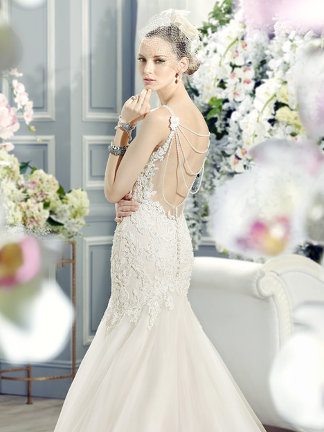 J6369 (back) gown from the 2015 Moonlight : Collection collection, as seen on dressfinder.ca