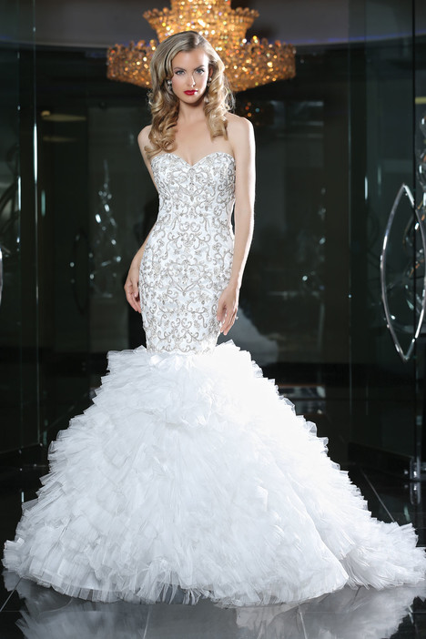90217 gown from the 2015 Simone Carvalli collection, as seen on dressfinder.ca