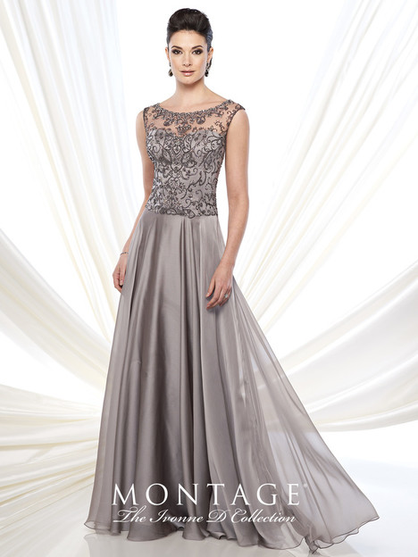 Mother of the Bride Dresses in Pewter