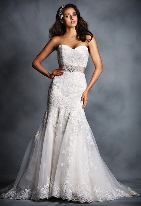 2506 gown from the 2015 Alfred Angelo collection, as seen on dressfinder.ca
