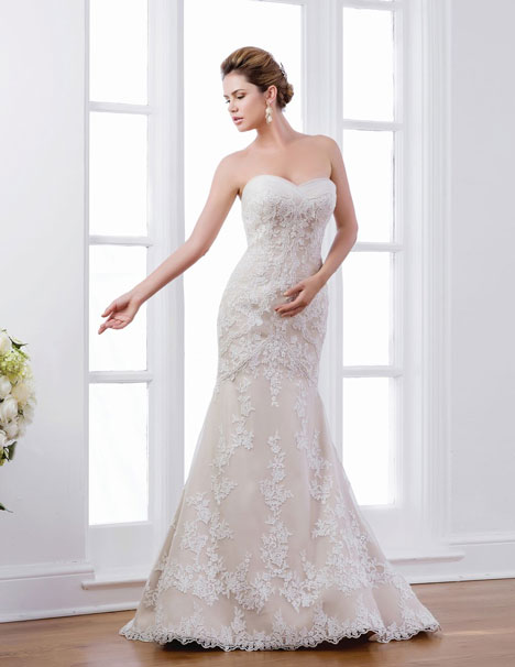 6389816e9db0 VE8187 gown from the 2014 Venus Bridal collection, as seen on dressfinder.ca
