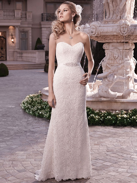gown from the 2010 Casablanca Bridal collection, as seen on dressfinder.ca