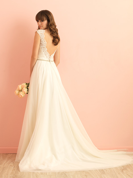 gown from the 2015 Allure Romance collection, as seen on dressfinder.ca