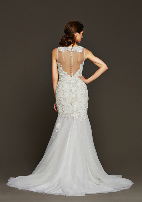 Garland (2) gown from the 2015 Badgley Mischka Bride collection, as seen on dressfinder.ca