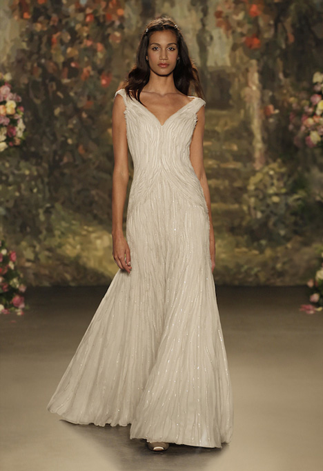 Silvia gown from the 2016 Jenny Packham collection, as seen on dressfinder.ca