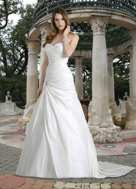 50041 gown from the 2014 DaVinci collection, as seen on dressfinder.ca