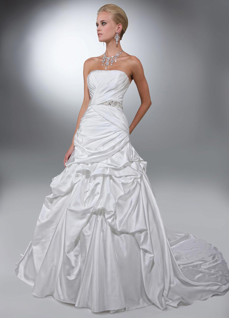 50097 gown from the 2014 DaVinci collection, as seen on dressfinder.ca