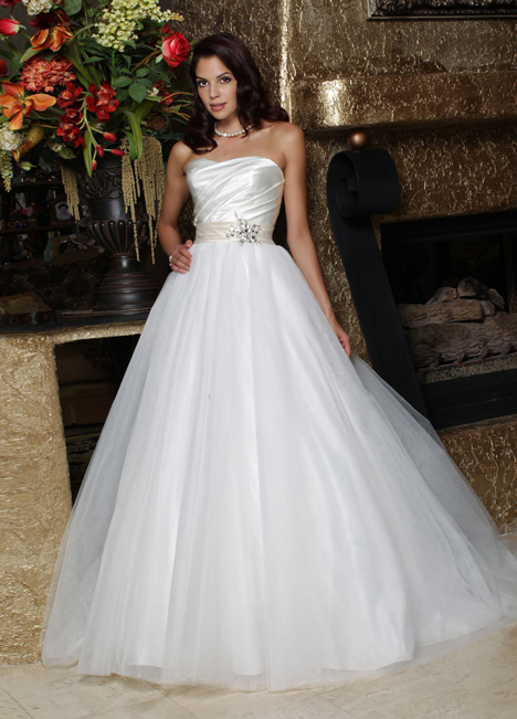 50163 gown from the 2014 DaVinci collection, as seen on dressfinder.ca
