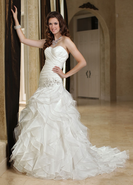 50178 gown from the 2014 DaVinci collection, as seen on dressfinder.ca