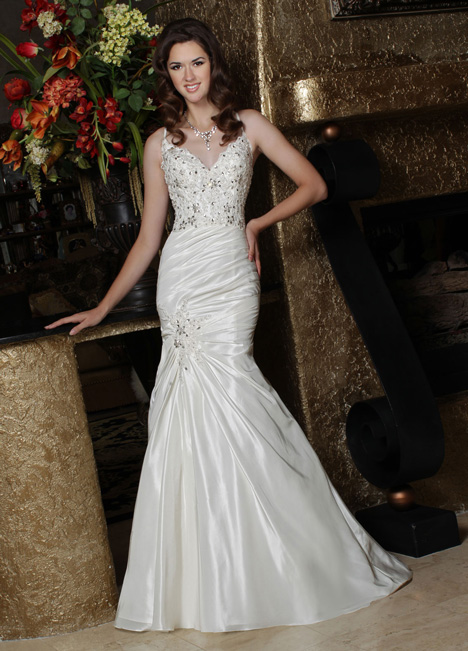 50180 gown from the 2014 DaVinci collection, as seen on dressfinder.ca