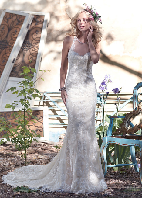 Blaise gown from the 2016 Maggie Sottero collection, as seen on dressfinder.ca