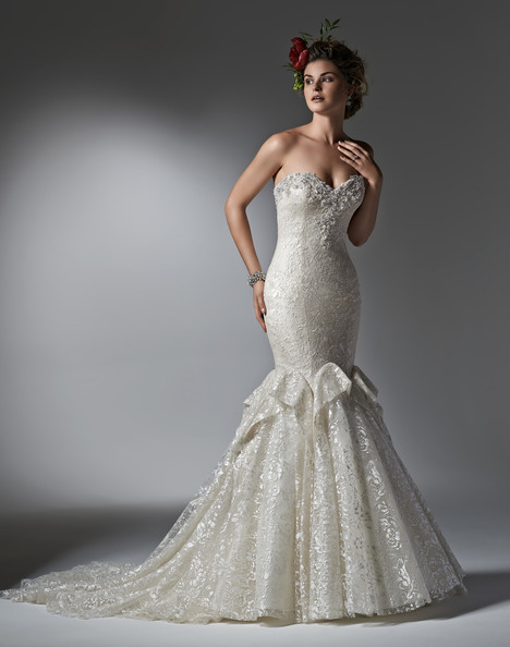 Gesinee gown from the 2016 Sottero & Midgley collection, as seen on dressfinder.ca