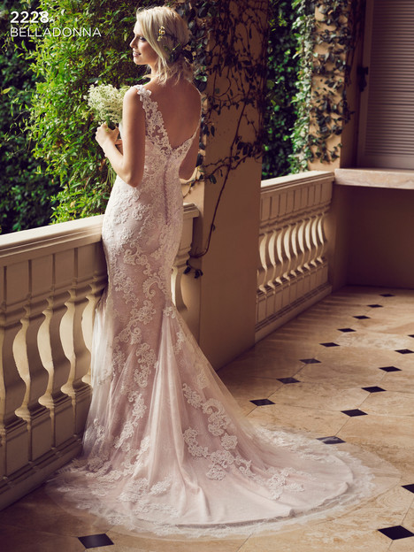 Belladonna (2) gown from the 2016 Casablanca Bridal collection, as seen on dressfinder.ca