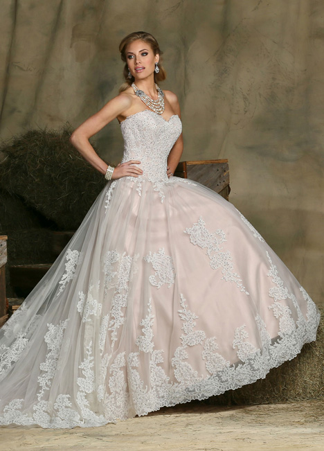 50331 gown from the 2015 DaVinci collection, as seen on dressfinder.ca