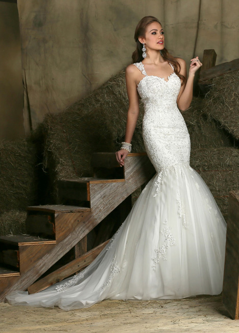 50330 gown from the 2015 DaVinci collection, as seen on dressfinder.ca