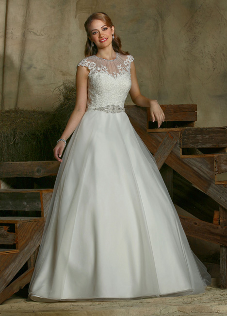 50326 gown from the 2015 DaVinci collection, as seen on dressfinder.ca