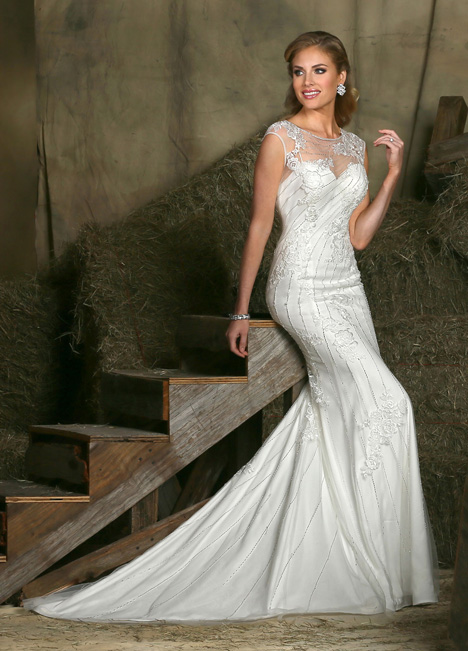 50324 gown from the 2015 DaVinci collection, as seen on dressfinder.ca