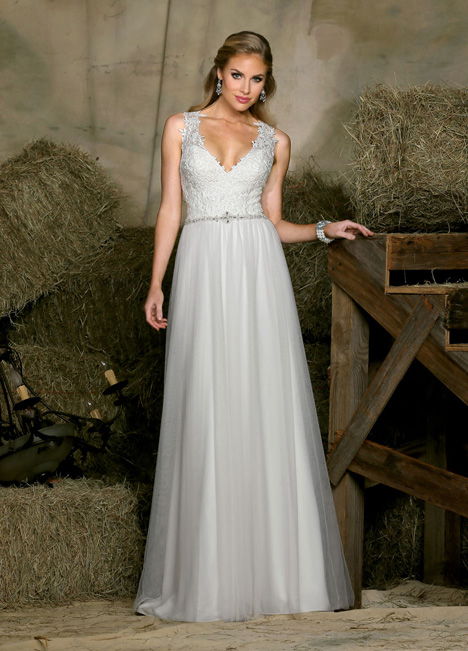 50322 gown from the 2015 DaVinci collection, as seen on dressfinder.ca