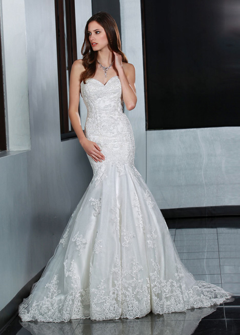 50203 gown from the 2014 DaVinci collection, as seen on dressfinder.ca