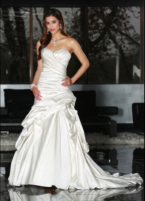 50204 gown from the 2014 DaVinci collection, as seen on dressfinder.ca