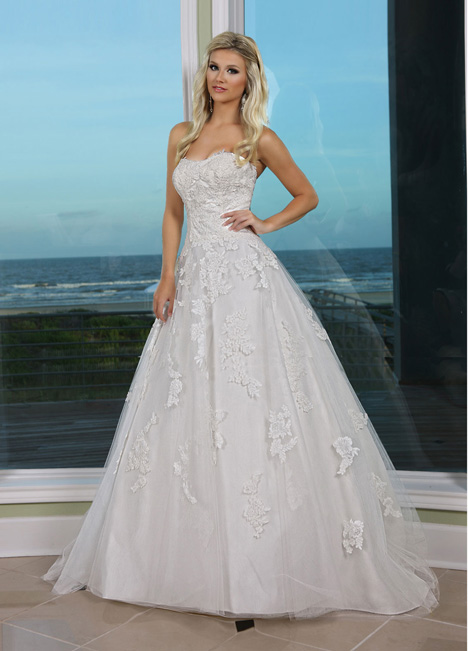 50236 gown from the 2015 DaVinci collection, as seen on dressfinder.ca