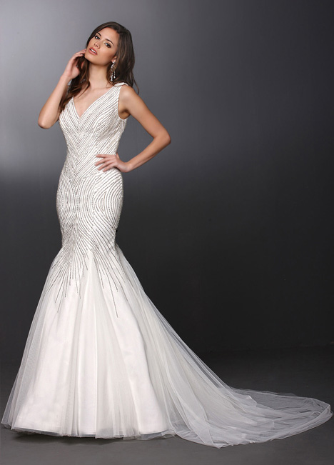 50263 gown from the 2015 DaVinci collection, as seen on dressfinder.ca