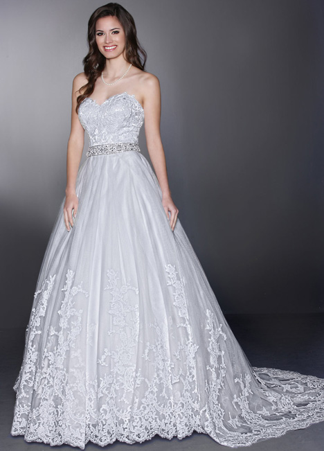 50268 gown from the 2015 DaVinci collection, as seen on dressfinder.ca