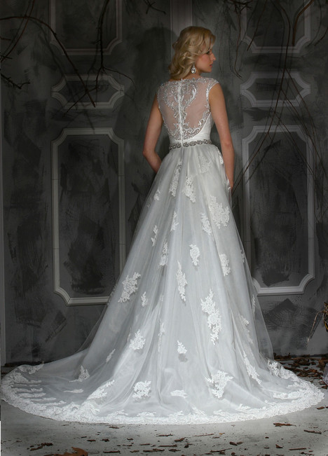 10365 + Overskirt (2) gown from the 2015 Impression collection, as seen on dressfinder.ca