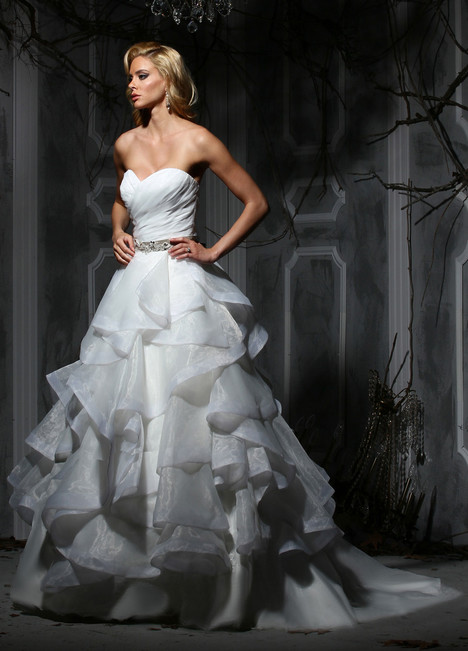 10351 gown from the 2015 Impression collection, as seen on dressfinder.ca