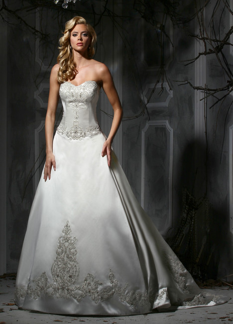 10350 gown from the 2015 Impression collection, as seen on dressfinder.ca