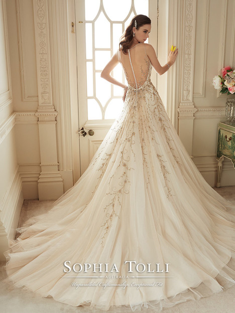 Darice (2) gown from the 2016 Sophia Tolli collection ae1cc47ce2