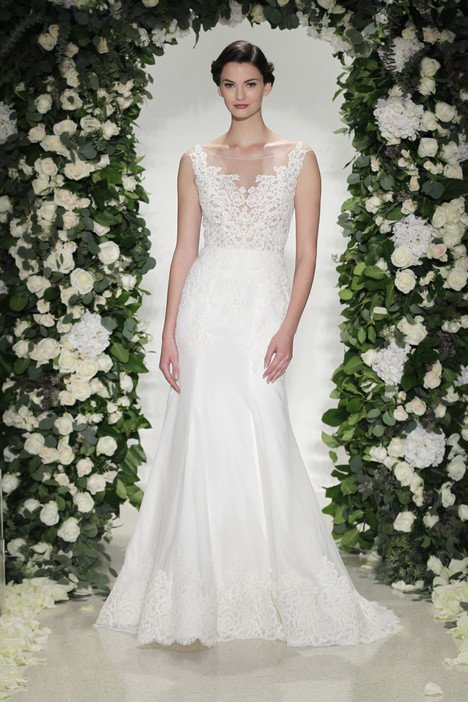 Hampton gown from the 2016 Anne Barge collection, as seen on dressfinder.ca