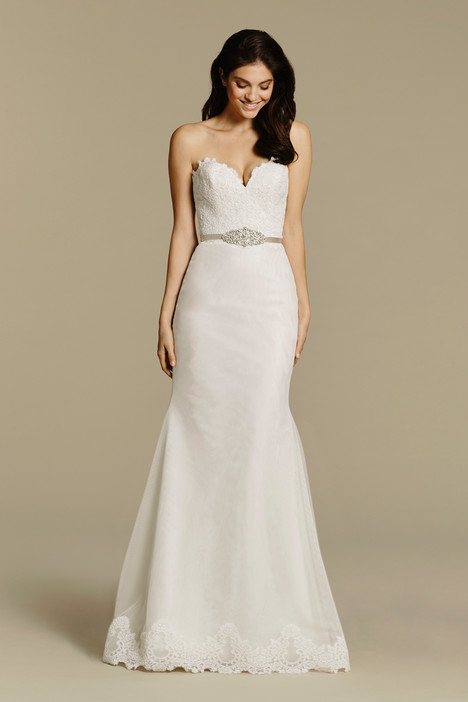 #2601 gown from the 2016 Tara Keely by Lazaro collection, as seen on dressfinder.ca