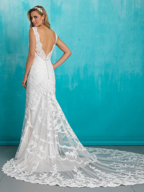 9304 (2) gown from the 2016 Allure Bridals collection, as seen on dressfinder.ca