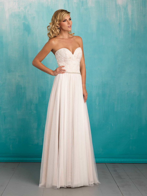 gown from the 2016 Allure Bridals collection, as seen on dressfinder.ca