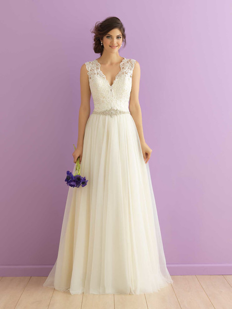 gown from the 2016 Allure Romance collection, as seen on dressfinder.ca
