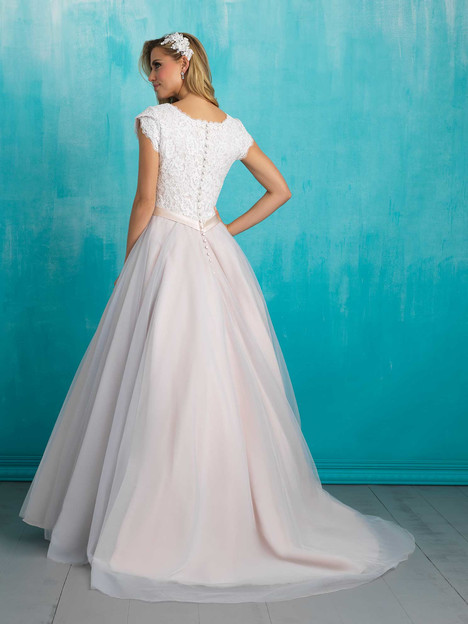 M554 (2) gown from the 2016 Allure Modest collection, as seen on dressfinder.ca