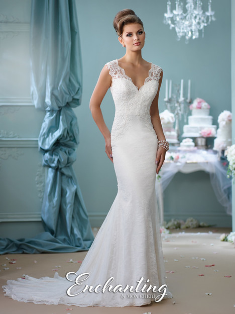 116132 gown from the 2016 Enchanting by Mon Cheri collection, as seen on dressfinder.ca