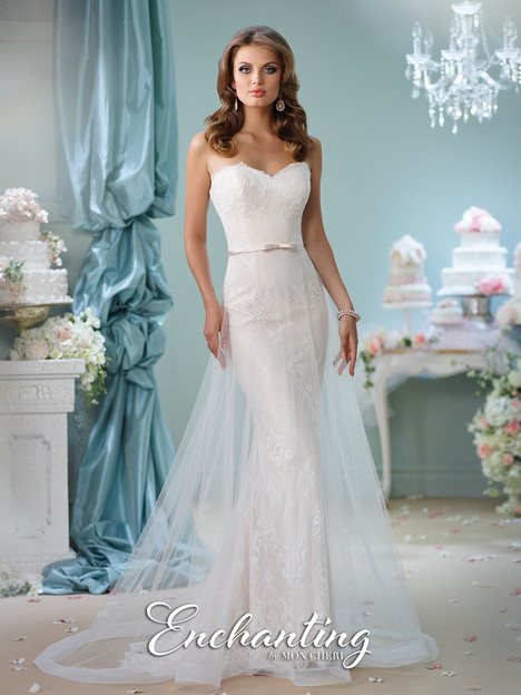 116134 gown from the 2016 Enchanting by Mon Cheri collection, as seen on dressfinder.ca