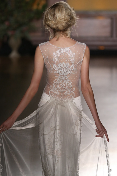 Eva (2) gown from the 2016 Claire Pettibone : Romantique collection, as seen on dressfinder.ca