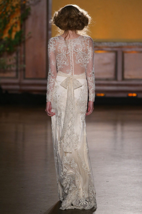 Pearle (2) gown from the 2016 Claire Pettibone : Romantique collection, as seen on dressfinder.ca