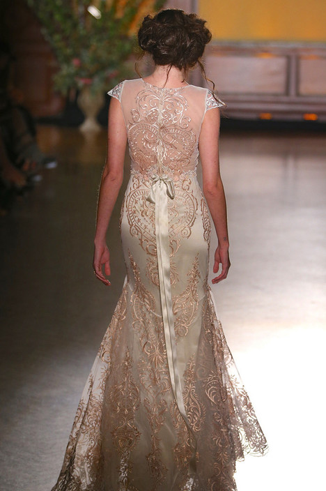 Vanderbilt (2) gown from the 2016 Claire Pettibone : Romantique collection, as seen on dressfinder.ca