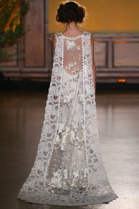 Whitney (2) gown from the 2016 Claire Pettibone : Romantique collection, as seen on dressfinder.ca