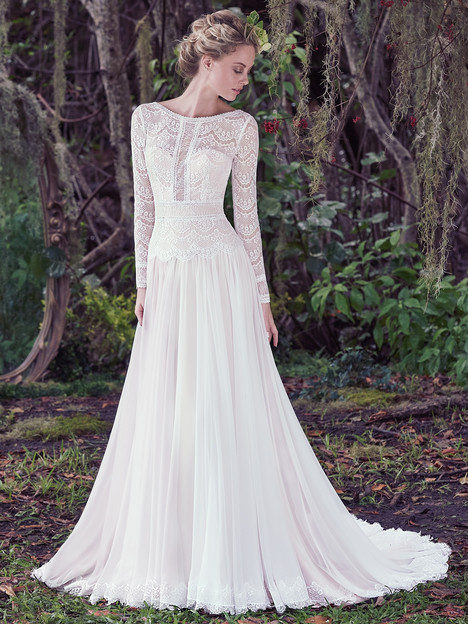 Deirdre gown from the 2016 Maggie Sottero collection, as seen on dressfinder.ca