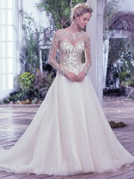 Lorenza gown from the 2016 Maggie Sottero collection, as seen on dressfinder.ca
