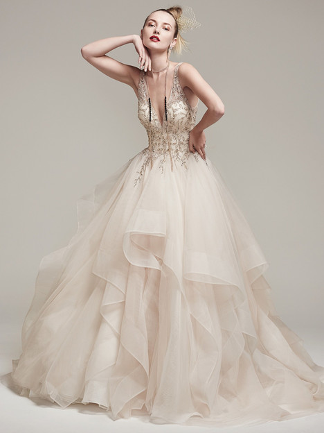 Amelie gown from the 2016 Sottero & Midgley collection, as seen on dressfinder.ca